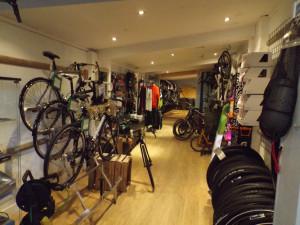 Bike Garage interior (2)